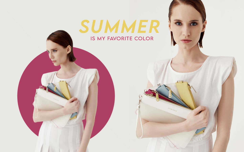 Miriade summer collection